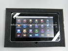 7 inch 512MB Android 2.2 wifi umpc Tablet pc with 17 Languages optional