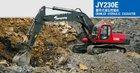 Crawler Hydraulic excavator Jonyang JY230E