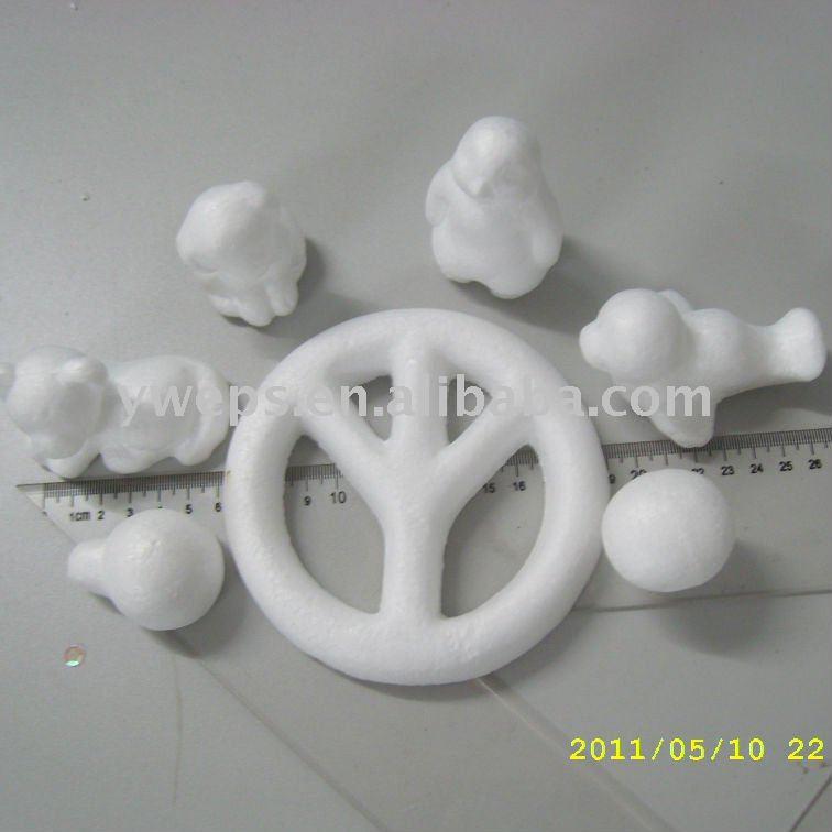 polystyrene small animals