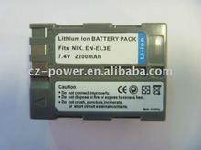 Camera Battery For EN-EL3e