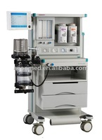 air, Oxygen, NO2 tube anesthesia vaporizer equipment/machine