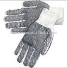 Seamless String Knit Butcher Gloves