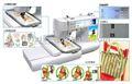 Máquina de coser y bordar doméstica E900