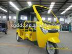 Electric three wheel motorcycle trike