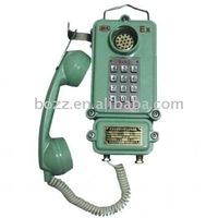POPULAR!!! BOZZ Mining Explosion-proof Automatic Telephone