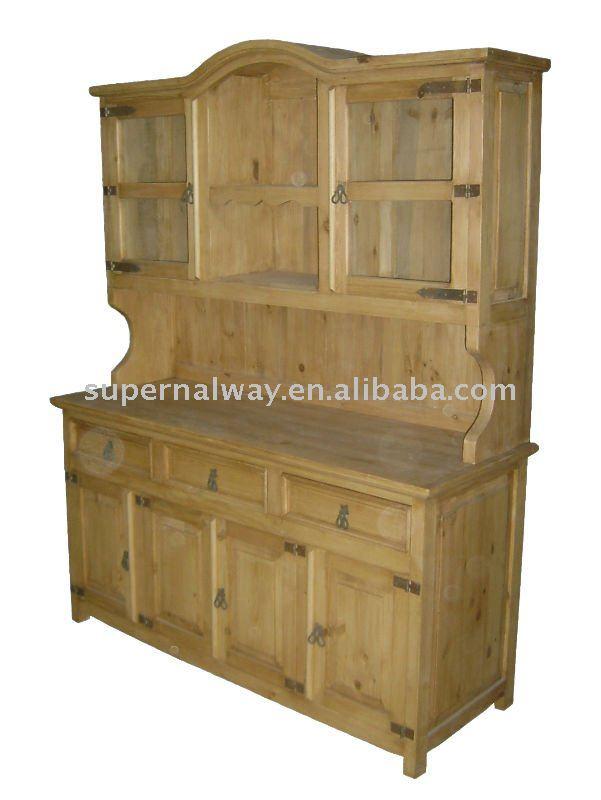 100 de pino de la cocina muebles para el hogar wiht for Muebles de pino precios
