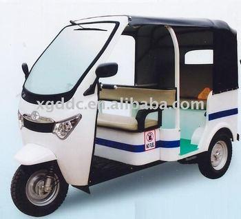 Electric Battery Auto Rickshaw
