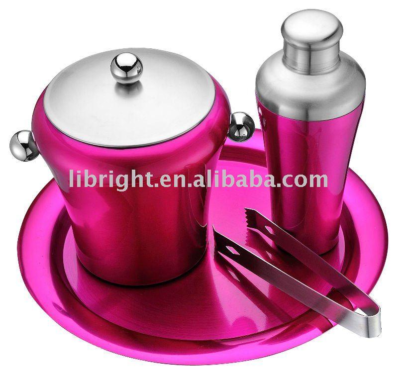 Stainless Steel Barware Stainless Steel Barware Set View Stainless Steel Cookware Set