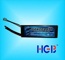 753496 2200mAh lithium battery for R/C