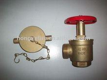 bras fire hose valve