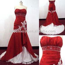New Mermaid / Trumpets Strapless prom dress NEL009