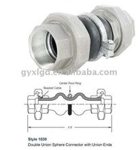 JGD-B thread-connection plumbing flexible connectors