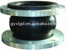 KXT Double Sphere Rubber union joints with flanges