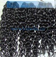 Grade AAAA 100% Virgin Brazilian human hair curl hair