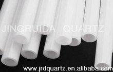 1mm Thick Wall Opaque Quartz Glass Tube