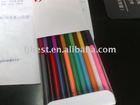 Double color lead pencils
