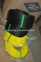 silicone coated braid fiberglass sleeving