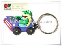 Lovely Soft PVC Key chain,Phthalate free