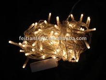 Battery led Christmas string light holiday led decoration light CE ROHS GS high quality led light