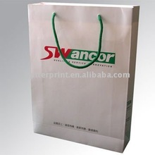 packing paper bag and shopping paper bag
