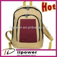 ergonomic school bag with customized logo