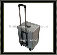 Aluminum Trolley Case for watch RZ-LGX-02