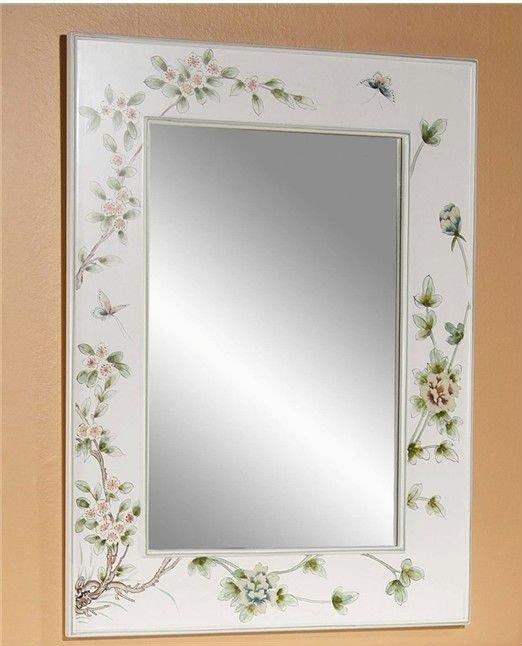 De aluminio espejo marco del espejo espejos de ba o for Espejos de pared con marco