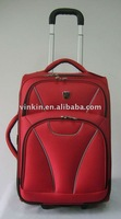 2011 ladys lovely carry-on wheel luggage case