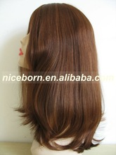 Half hand made wigs for women