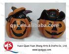 Resin Crafts Halloween pumpkin
