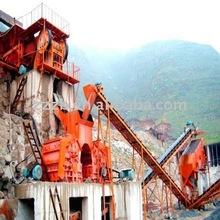stone crushing line machine, stone crushing processing line
