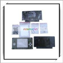 Crystal Case Cover+Screenguard For Nintendo Black