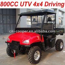 800CC UTILITY VEHICLE 4X4