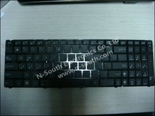 Replacement for asus k52j Black computer part laptop keyboard replace keyboard US STOCK