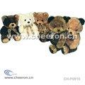 Mini oso de peluche, animal de peluche pequeño