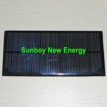 12V100mA Small Solar Photovoltaic Panel (150*70mm)
