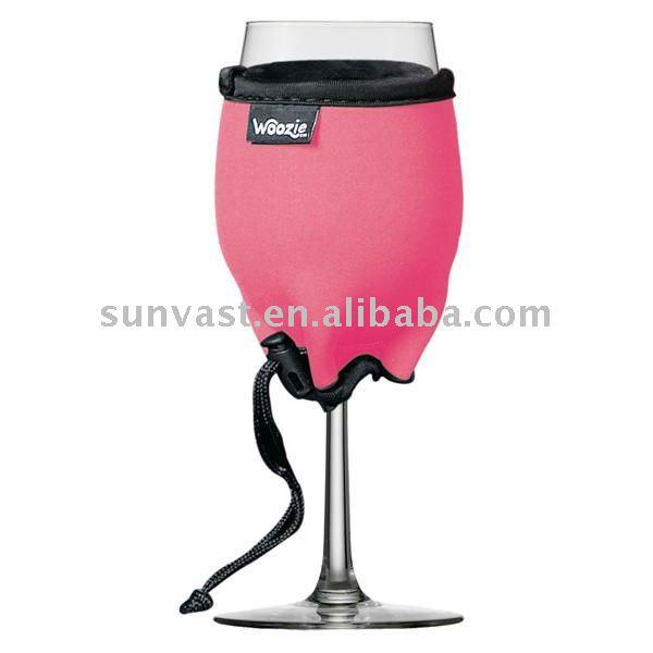 Neoprene Wine Glass Holder Neoprene Wine Glass Holder