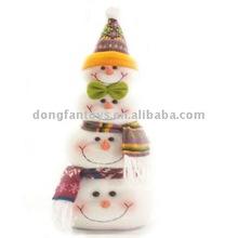 Craft Christmas Ornament snowmen