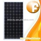 high-efficiency 400w mono solar panel