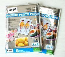 premium RC glossy Inkjet Photo paper 260g