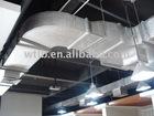 phenolic foam rectangular air duct