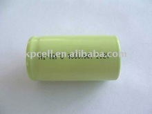 Ni-mh rechargeable battery /C Rechargeble battery 4000 mAh /Nimh battery pack
