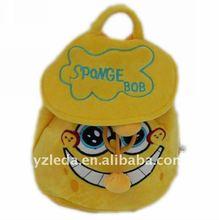 stuffed sponge bob bags