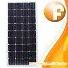 120w 130w promotion price Solar panel company