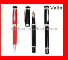 Valin High Quality Metal Fountain Pen &heavy metal pen(F0404)