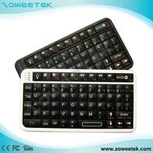 Ultra Micro Mini Keyboard Bluetooth for ipad, iphone (ZW-51008BT)