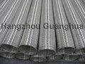 Semi - rigide en aluminium, Sèche - évent tuyau