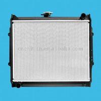 Radiator for korea HYUNDAI GRACE H-100 MINE BUS 2.6TD AT