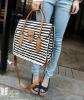 2011 fashion korean canvas tote bag