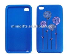 debossed silicone mobile phone case